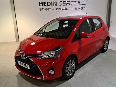 begagnad Toyota Yaris 1.33 Dual VVT - i Multidrive S