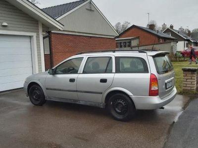 begagnad Opel Astra Caravan