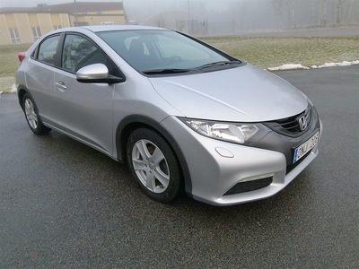 begagnad Honda Civic 1,6 i-DTEC Comfort 5dr 120hkr