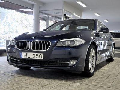 begagnad BMW 535 i Sedan Steptronic 306hk ( Fordonsska -12