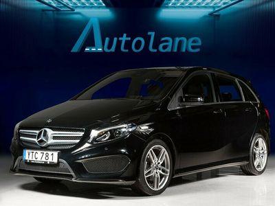 "begagnad Mercedes B180 d AMG Sport Panorama Drag 18"""