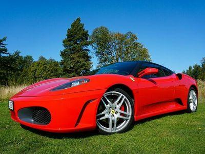 begagnad Ferrari F430 4.3 V8 490hk