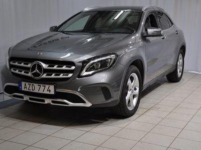 usata Mercedes GLA200 d 4MATIC 7G-DCT Euro 6 136hk
