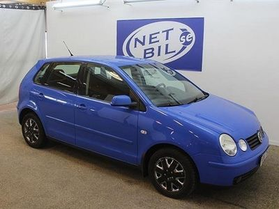 used VW Polo 1.4 5dr 75hk