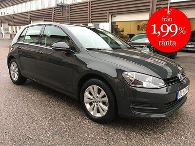 begagnad VW Golf 1.4 TSI 125hk 3300 mil Euro 6