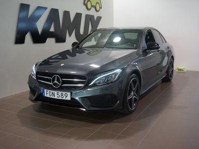 begagnad Mercedes 220 C-KlassSedan AMG Värmare 170hk
