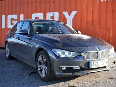 begagnad BMW 320 D | xDrive | Sedan | Steptronic | 184hk |