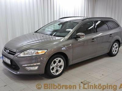 begagnad Ford Mondeo Kombi 1.6 EcoBoost SCTi Manuell, 160hk, 2014