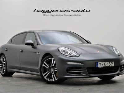 begagnad Porsche Panamera 4S Executive / Burmeister / Sport Chrono