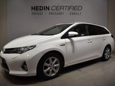 begagnad Toyota Auris 1,8 Hybrid 136 hk Sporttourer/Ko