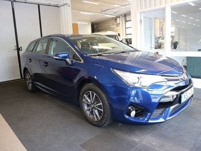 used Toyota Avensis TOURING SPORTS Kombi 1.6 D-4D Active Plus