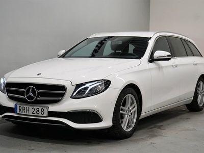 begagnad Mercedes E200 d Avantgarde / GPS / Drag / SE SPEC 150hk