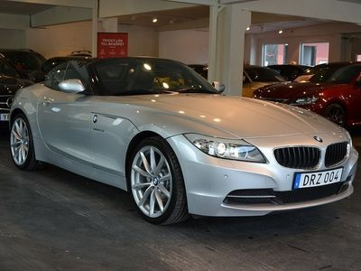 used BMW Z4 sDrive 30i Roadster (258hk) Aut Navi -10