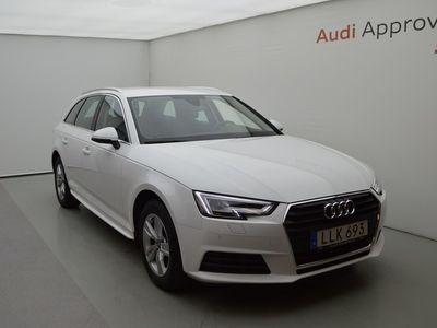 begagnad Audi A4 Avant 2.0 TDI 150 HK STR