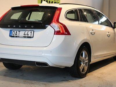 begagnad Volvo V60 D4 AWD VoC AUT