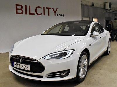 begagnad Tesla Model S 85 | Panorama | Svensksåld | Leasbar