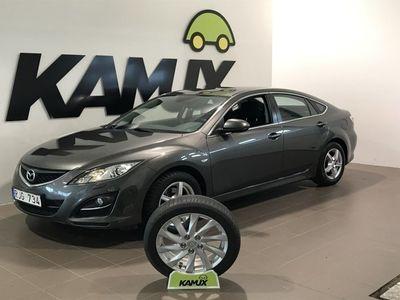 begagnad Mazda 6 Sedan   Aut   SoV   Nyservad
