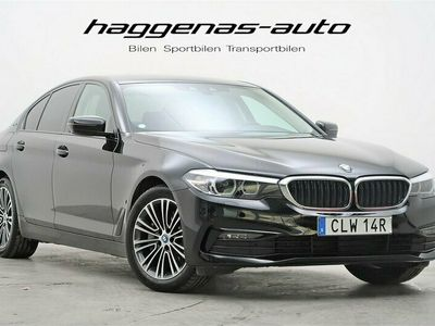 begagnad BMW 530 e iPerformance / H/K / Sport Line
