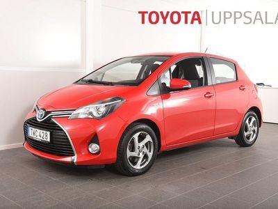 begagnad Toyota Yaris Hybrid 1,5 Elhybrid Active
