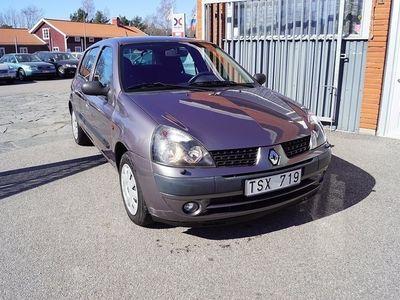 begagnad Renault Clio 1.2 75HK 5D / 6500Mil