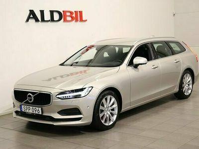 begagnad Volvo V90 D5 AWD Momentum Bowers Teknikpaket 2018, Kombi Pris 309 000 kr