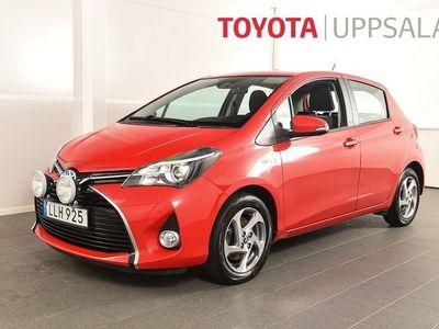 begagnad Toyota Yaris 1.5 Elhybrid Värmare sensorer