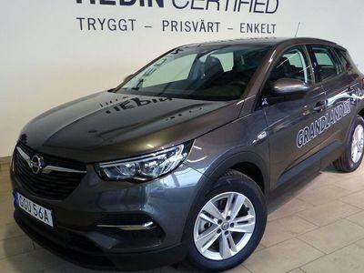 käytetty Opel Grandland X 1.2 t ECOTEC 130hk AUT 8