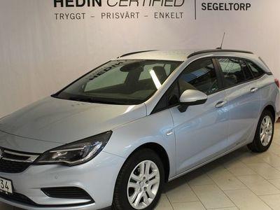 brugt Opel Astra Astra 1.4 T 125hk Sports tourer S+V- hjul