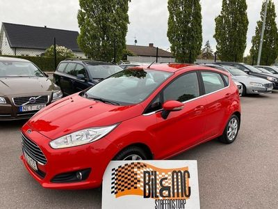 begagnad Ford Fiesta 5-dörrar 1.0 EcoBoost 100hk