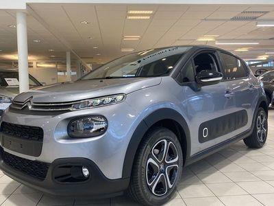 begagnad Citroën C3 1,2 82 HK SHINE