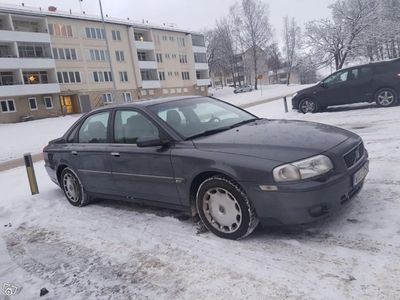 brugt Volvo S80 -06