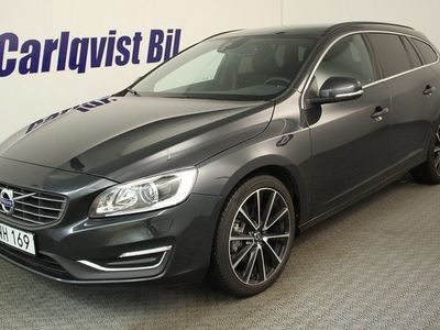 begagnad Volvo V60 AWD D4 4x4 Classic Momentum Aut 2018, Kombi 299 000 kr