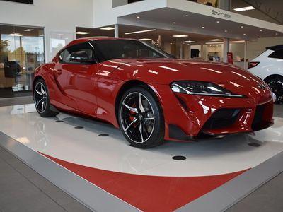 begagnad Toyota Supra RZ GR 3.0 Premiumpaket