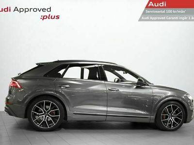 begagnad Audi S8 Quattro TDI 4.0 V8 435HK Tip-Tronic