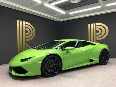 begagnad Lamborghini Huracán Huracán(610hk) Verde Ma