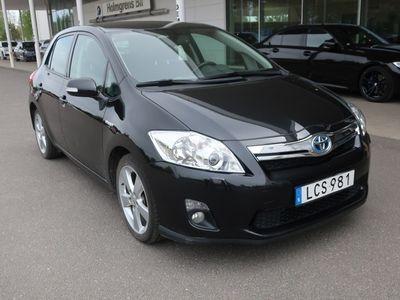 usata Toyota Auris 1.8 HSD 5dr (99hk) HYBRID