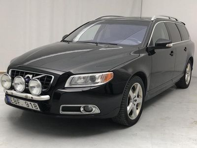 begagnad Volvo V70 II D5 AWD