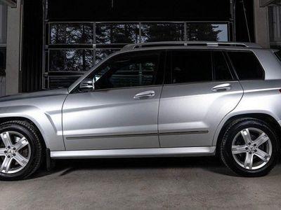 begagnad Mercedes GLK220 CDI 4MATIC AMG