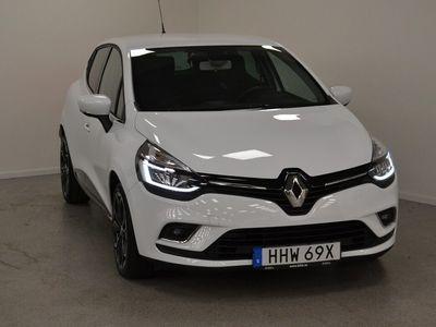begagnad Renault Clio IV PhII Energy TCe 90 Intens 5-d Stylepaket