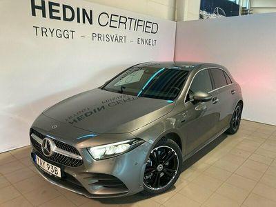 begagnad Mercedes A250 //Aut//AMG Line//Premiumpaket//