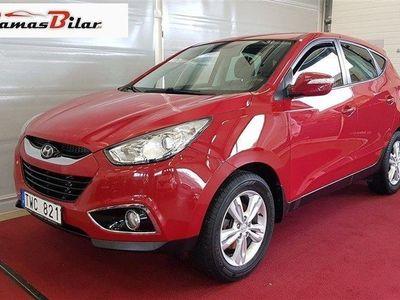 begagnad Hyundai ix35 2.0 Manuell, 163hk