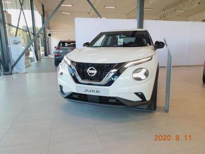 begagnad Nissan Juke 1.0 DIG-T 117hk N-Connecta Nav