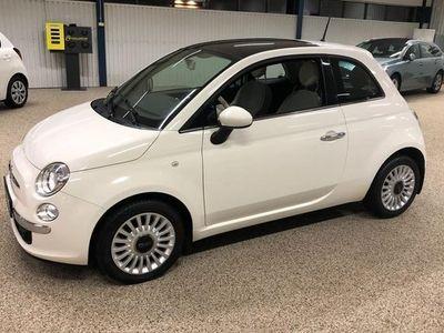 begagnad Fiat 500 1.2 Lounge Euro 6 2014, Halvkombi 69 000 kr