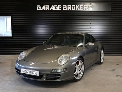 begagnad Porsche 911 Carrera 4S 997 TipTronic S / Sport Chrono /