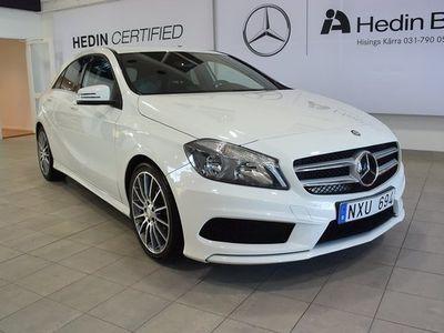 begagnad Mercedes 180 Benz A AMG 2014, Personbil 145 000 kr