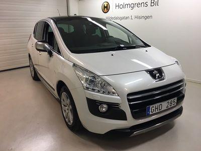 begagnad Peugeot 3008 ALLURE HY4 AUT