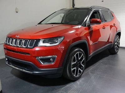 begagnad Jeep Compass Limited 1,4 M-Air 170 hk Serie 2
