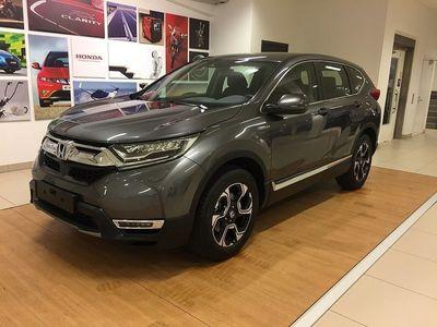 begagnad Honda CR-V HYBRID AWD ELEGANCE NAVI *KAMPANJ*