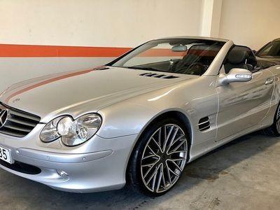 brugt Mercedes 350 SL Benz3.7 V6 CAB Geartronic 2003, Cab 169 900 kr