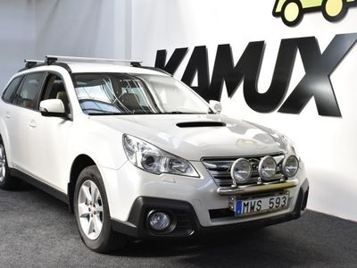 begagnad Subaru Outback 2.0 | 4WD | Lineartronic | 150hk ***